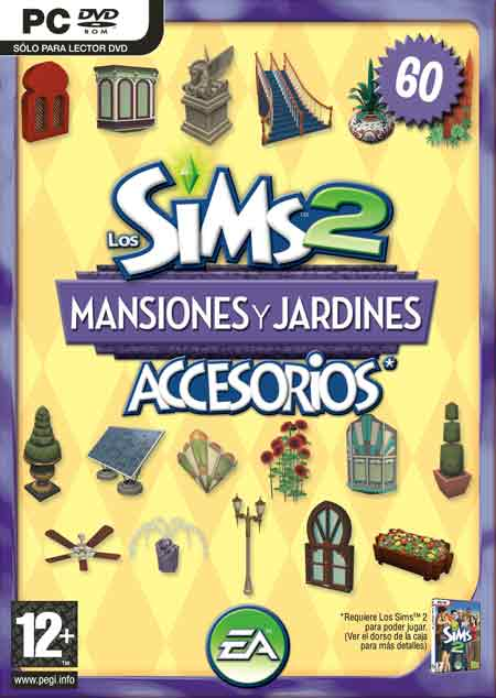 Packs de accesorios de Los Sims 2 - photo#43