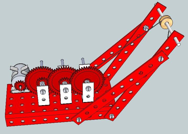 Construcci n de mecanismos - Mecanismo para reloj de pared ...