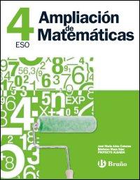 Matemáticas: 4º ESO Ampliación