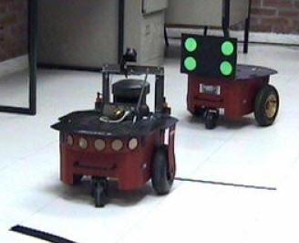 Localización activa de robots móviles