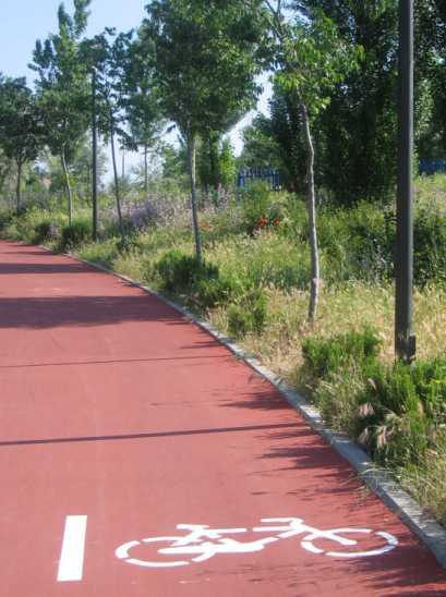 Anillo verde ciclista de madrid for Pisos arroyo del fresno