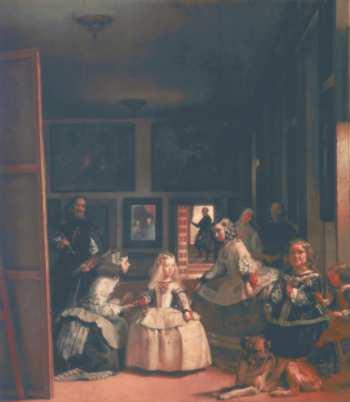 LAS MENINAS En la sala XV del Museo del Prado se encontraba ...
