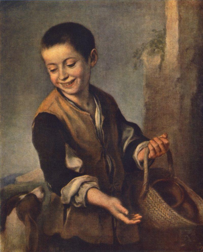 La vendedora de frutas parte 6 - 4 8