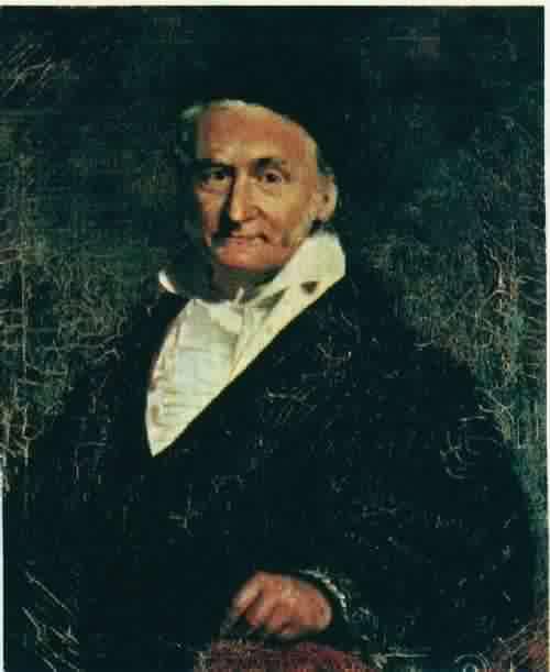 Johann carl friedrich gauss a brief