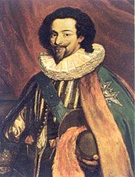 Portrait du duc de Luynes, par Robert Fleury, Château de Versailles