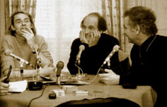 French singer, French storyteller: Francis Cabrel