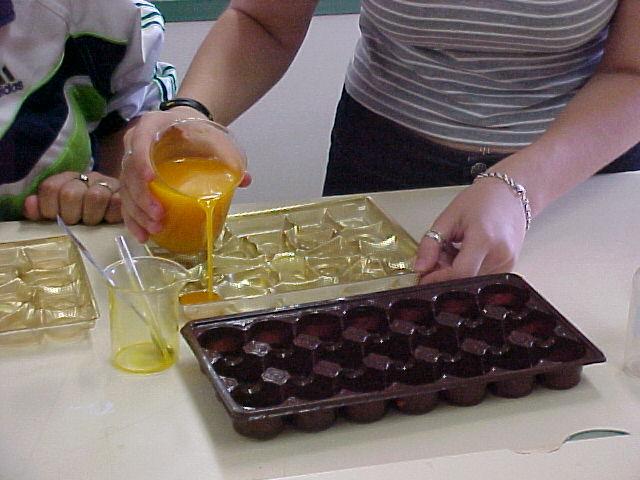 1 c mo fabricar nuestros propios jabones - Como se hace el jabon de glicerina ...