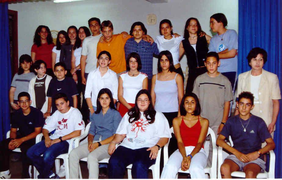 Alicia rodriguez maria gracia omegna joven y alocada 2012 - 2 part 9