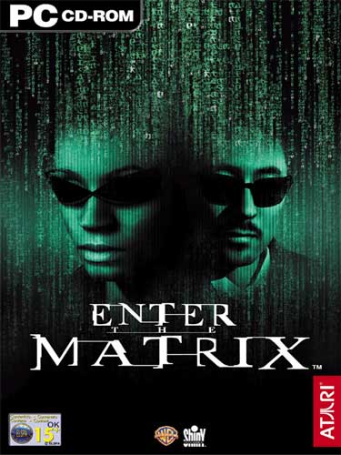 Enter The Maxtrix Full. Matrix