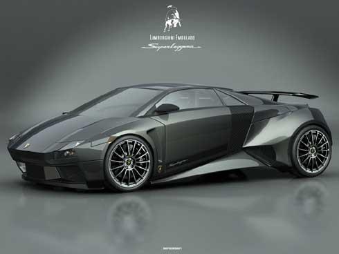 Lamborghini on Pagina Nueva 2