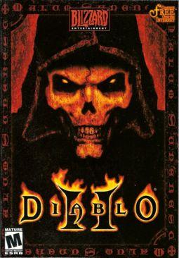 Portada de Diablo II