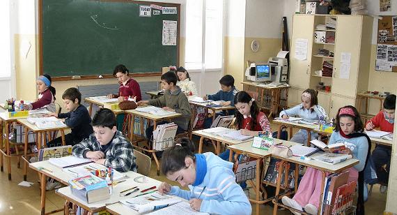 Nuestra clase for En nuestra clase